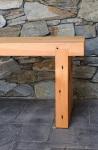True Axe Bench Close-Up 5